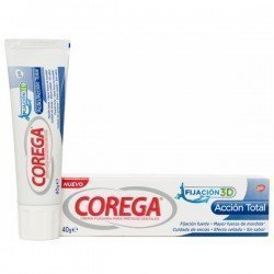Corega Total Crema Fijadora Adhesivo Protesis Dental 75 ML