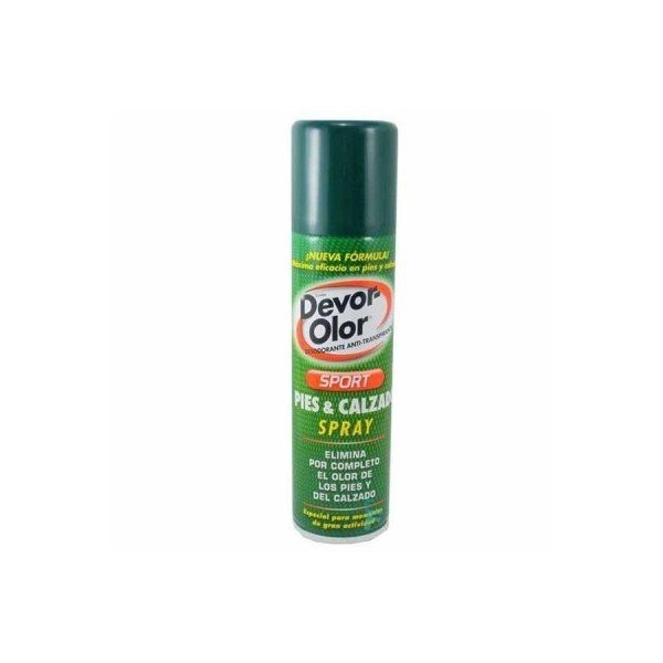 Devor olor sport spray pies y calzado 150ml