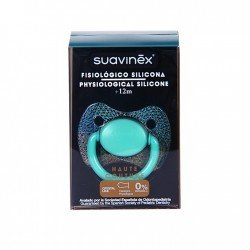 Chupete Suavinex Premium Silicona +12M