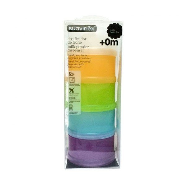 Dosificador Formula y Cereales en Polvo +4 M Suavinex