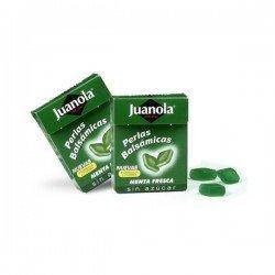 Juanola perlas menta vitamina -C 12 unidades