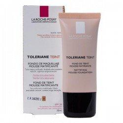 Toleriane Teint SPF-20 fondo de maquillaje tono Sable 03 Mousse