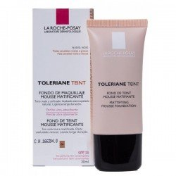 Toleriane Teint SPF-20 fondo de maquillaje Beige Dore 04 Mousse