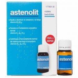 Astenolit viales bebibles 12 unidades