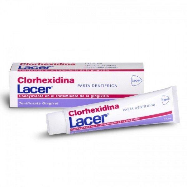 Pasta Lacer clorhexidina 75 ml