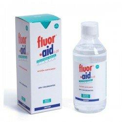 Fluor Aid 0.2 colutorio semanal