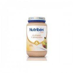 Potito Nutriben Platano y Manzana 250 GR