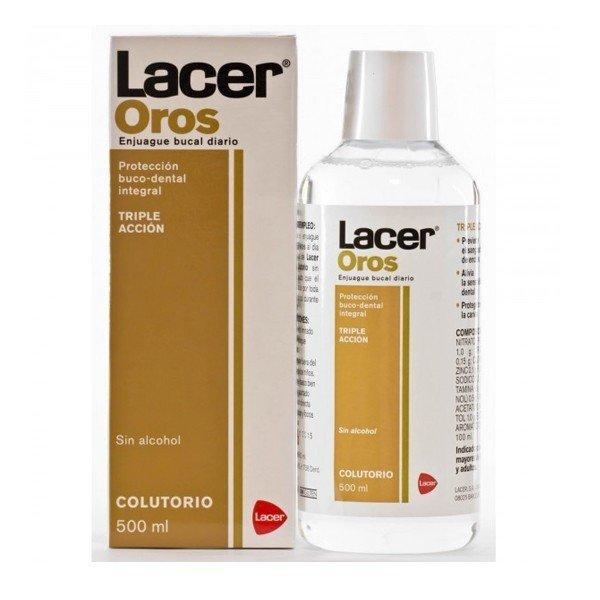 Colutorio Lacer Oros 500 ml