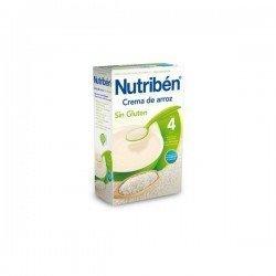 Nutriben S/Gluten Crema Arroz 300 GR