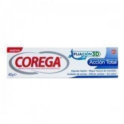 Corega Total Crema Fijadora Adhesivo Protesis Dental 40 ML
