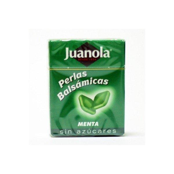 Juanolas perlas menta 25gr