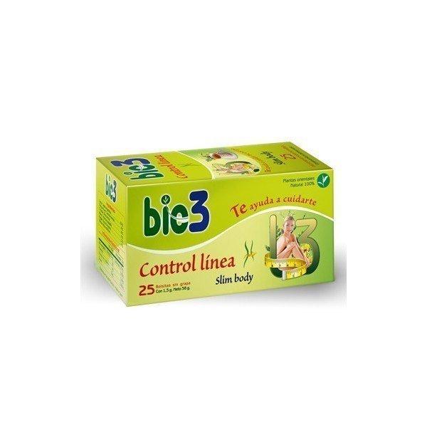 BIE3 control línea 25 bolsas