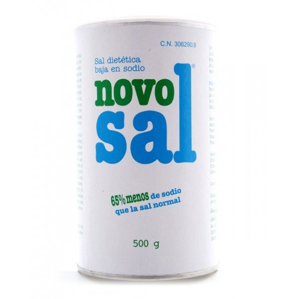 Novo Sal 500gr