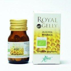 Royal Bio Gelly jalea real fresca liofilizada 40 tabletas