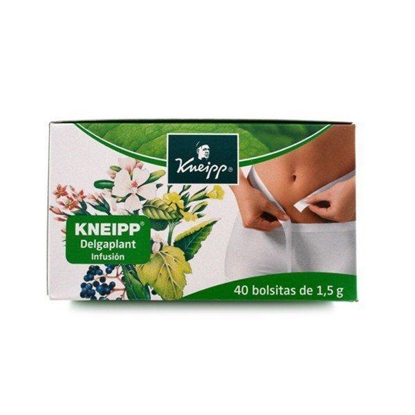 Kneipp delgaplant infusión 40 bolsitas