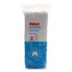 Algodón Zig Zag Indas puro 100 gr