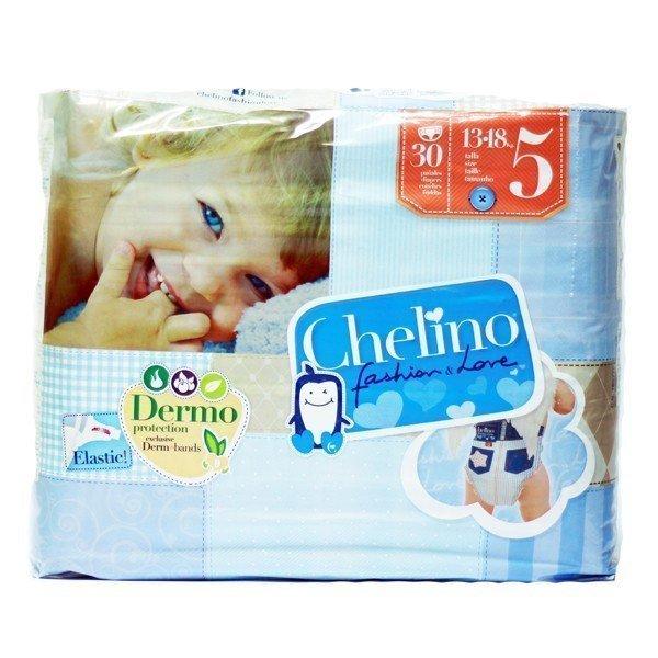 Pañal Chelino Love T5 30 unidades (13-18 kg)