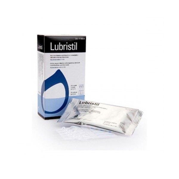 Lubristil solución 30 unidosis