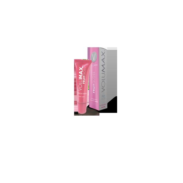 Volumax fruit gloss fresa nata tubo