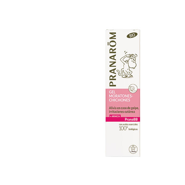 Pranabb Gel Moratones-Chichones 15ML Pranarom