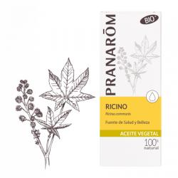 Aceite Vegetal Ricino Bio Pelo y Uñas 50ml Pranarom