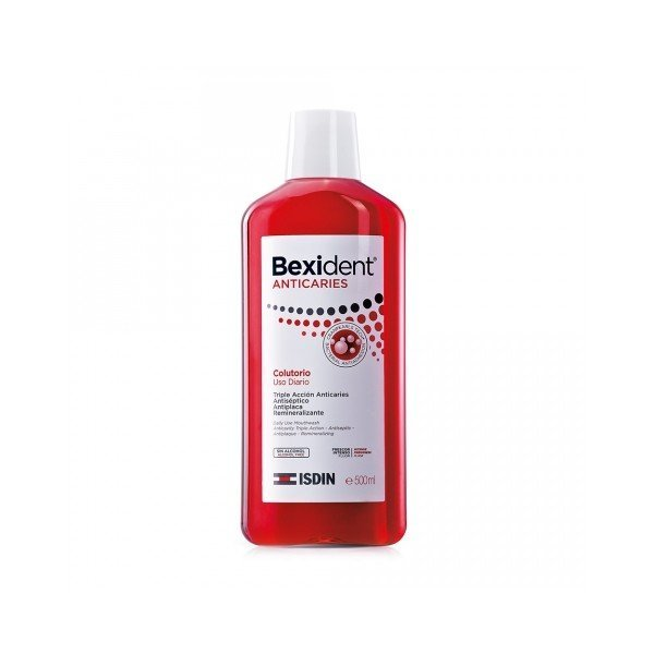 Bexident anticaries colutorio 500 ml