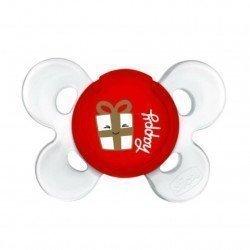 Chicco Chupete Physio Confort Navidad +12M