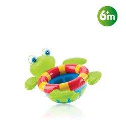 Nuby tortuga flotante