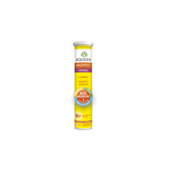 Aquilea magnesio+potasio 28 comprimidos efervescentes