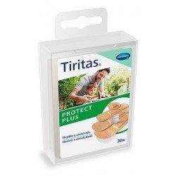 Tiritas Protect surtido 4 tamaños 30 unidades