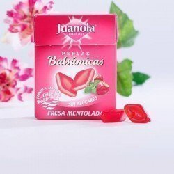 Juanola perlas fresa
