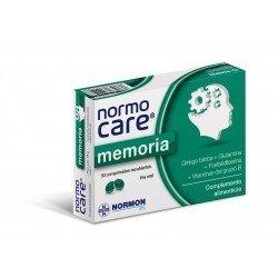 Normovital memoria 30 comprimidos