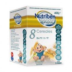 Nutriben Innova 8 Cereales 600 Gr