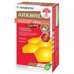 Arkoreal jalea real ginseng 20 unidades