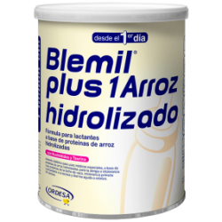 Blemil 1 Plus Arroz Hidrolizado 400 GR