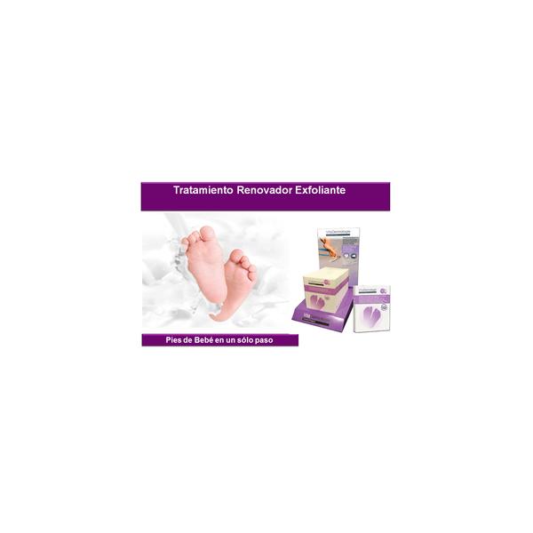 Vitadermologie Calcetin Exfoliante