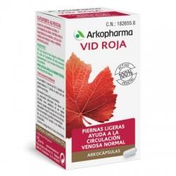 Arkopharma vid roja 45 cápsulas