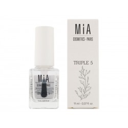 Laurens esmalte de uñas tratamiento triple 5 11ml