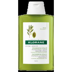 Klorane Champu al Extto Esencial de Olivo 400 ML
