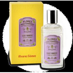 Flores Mediterraneas Alvarez Gomez Lilas y Mimosas 80ml