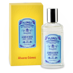 Flores Mediterraneas Alvarez Gomez Jazmin de noche 80ml