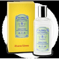 Flores Mediterraneas Alvarez Gomez Jardin de Te Verde 80ml
