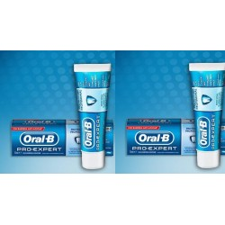 Oral-B Pro-Expert pasta 125ml Pack 2 unidades