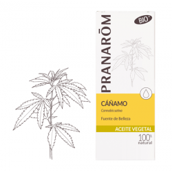 Aceite Vegetal Cañamo Bio 50ML Pranarom