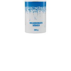 Interapothek bicarbonato sódico 200 gr