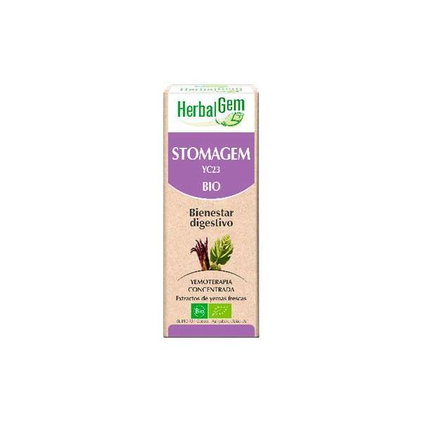 Stomagem Spray Bio 10ML Herbalgem Pranarom