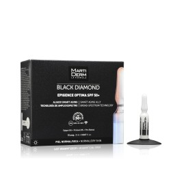Martiderm Ampollas Black Diamond Epigence Optima SPF 50+ 10
