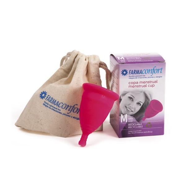 Farmaconfort copa menstrual T-M