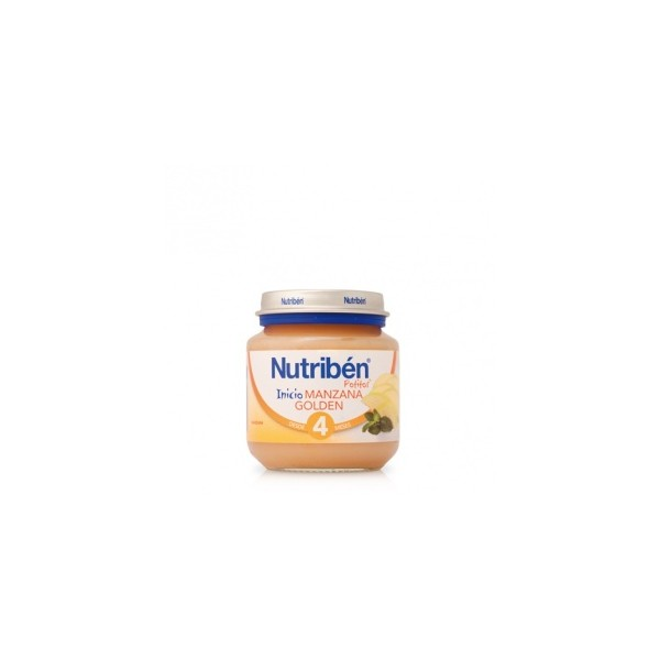Potito Nutriben Inicio a la Fruta Manzana Golden 120 G