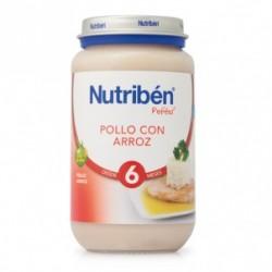 Potito Nutriben Pollo con Arroz 250 G